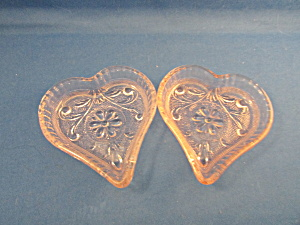 Tiara Heart Dishes