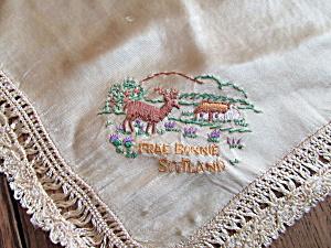 Beautiful Scotland Handkerchief (Image1)