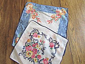 Blue Bordered Handkerchiefs (Image1)