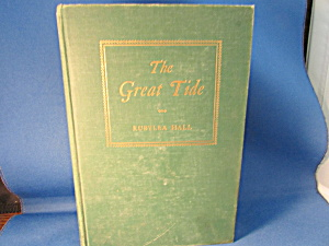 The Great Tide By Rubylea Hall