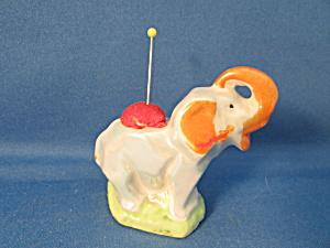 Miniature Elephant Pin Cushion (Image1)