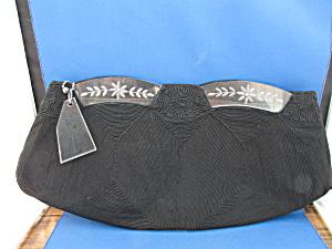 Black Conde Hand Bag (Image1)