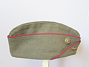 Army Hat With Pins