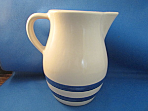 Pottery Milk Pitcher From Robinson
