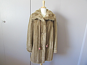 Country Pacer Faux Fur Coat