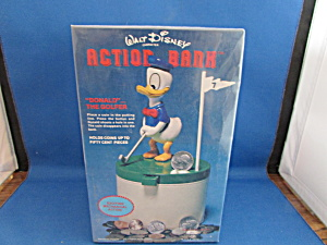 Sealed Walt Disney Donald Action Bank