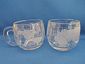 Nestle's Glass Earth Cup
