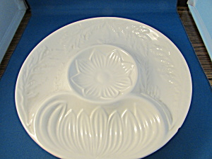 White Serving Dish