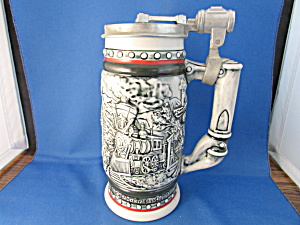 Age Of The Iron Horse Stein