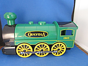 Crayola 1903 Color Line Train