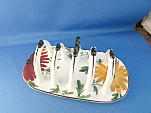 Shofu China Toast Holder