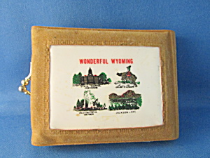 Wonderful Wyoming Wallet