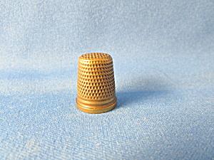 Brass Thimble (Image1)