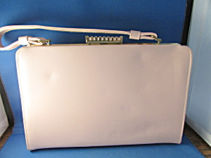 Pink Leather Purse (Image1)