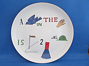 A Bird In The Hand Better Collection Plate