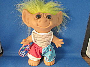 Wishnik Beach Troll Doll