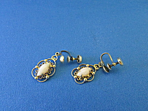 Sorrento 1/20th 12k Gold Fill Screw On Earrings