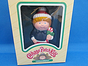 Boy Cabbage Patch Ornament