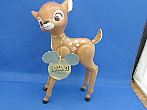 Disney Bambi With Movable Legs