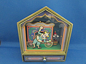 Koji Murai Little Clown Music Box