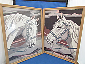 Paint By Numbers Horse Head Pictures