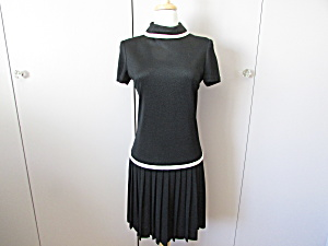 Sacony Knitted Hip Hugger Dress