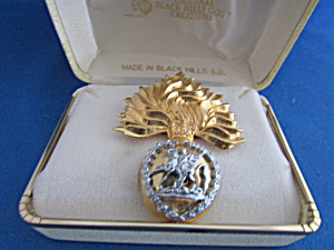 Royal Regiment Fusilier Bde Badge