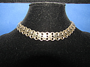Sarah Coventry Goldtone Choker