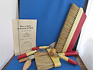 Vintage Wallpaper Tool Kit