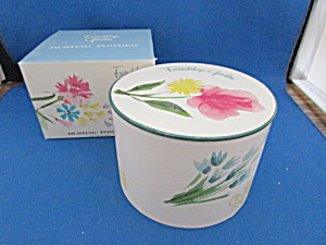 Shulton Friendship Garden Dusting Powder