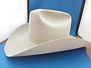 Resistol 15X Beaver Felt Cowboy Hat (Image1)