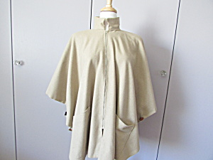 Hand Made Wool Cape
