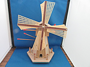 Windmill Music Box