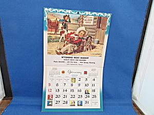 1969 Advertising Calendar  (Image1)