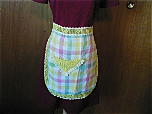 Dish Cloth Apron