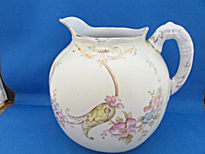 Very Old Laughlin Water Pitcher
