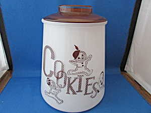 Running Cookies Cookie Jar
