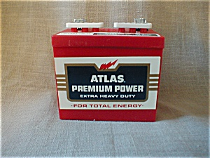 Car Battery Am Transister Radio