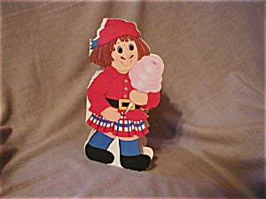 Raggedy Ann and Andy Storybook Halmark Cards (Image1)
