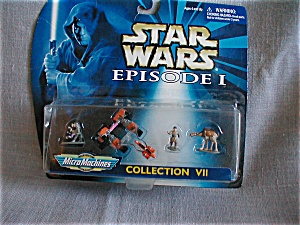 Star Wars MicroMachines Collection VII (Image1)