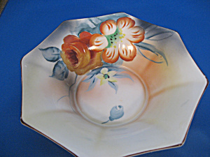 Hand Painted Noritake Bowl (Image1)