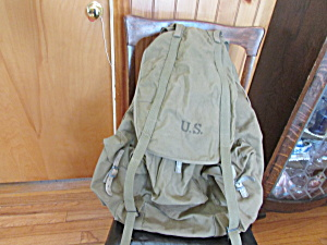 Wwii Simmons Company Mountain Division Back Pack