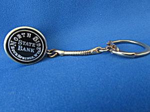 Bank Key Chain Give Away