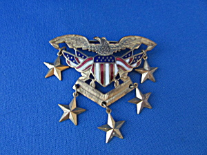 Eagle Star Pin