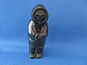 Alaskan Jade Eskimo Figurine (Image1)