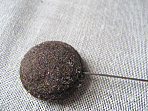 Wool Hat Pin
