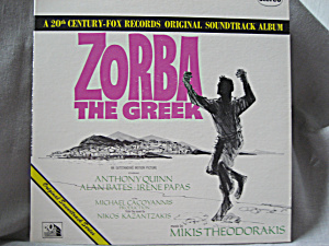 Zorba The Greek Album (Image1)