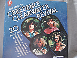 The Best of Creedence Clearwter Revival (Image1)
