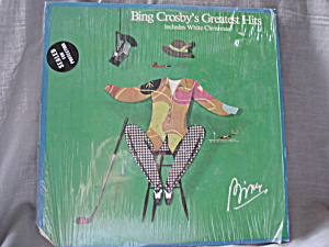 Bing Crosby's Greatest Hits (Image1)
