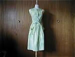 Carol Brent Green Dress
